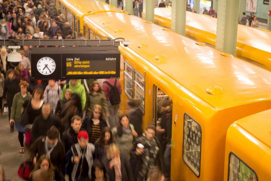 Im letzten Jahr haben wieder mehr Menschen auf öffentliche Verkehrsmittel der BVG zurückgegriffen.