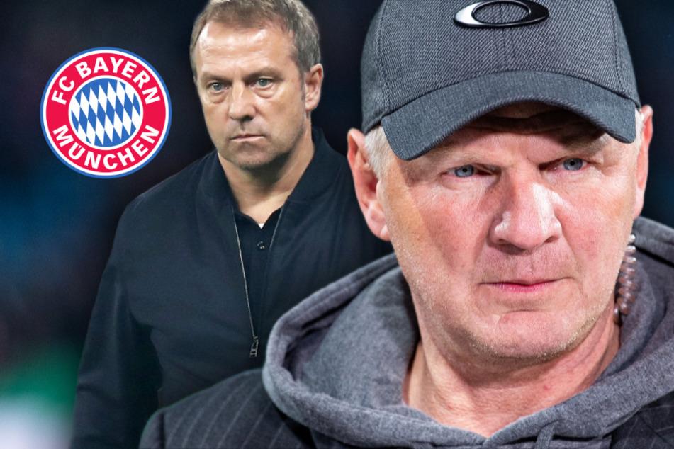 Lauterbach-Kritik von Bayern-Coach Flick: Jetzt mischt auch Effenberg mit