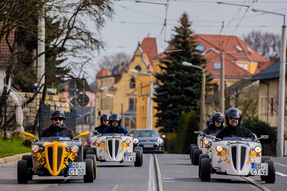 Diese Kleinen Autos Erobern Gerade Die Stadt