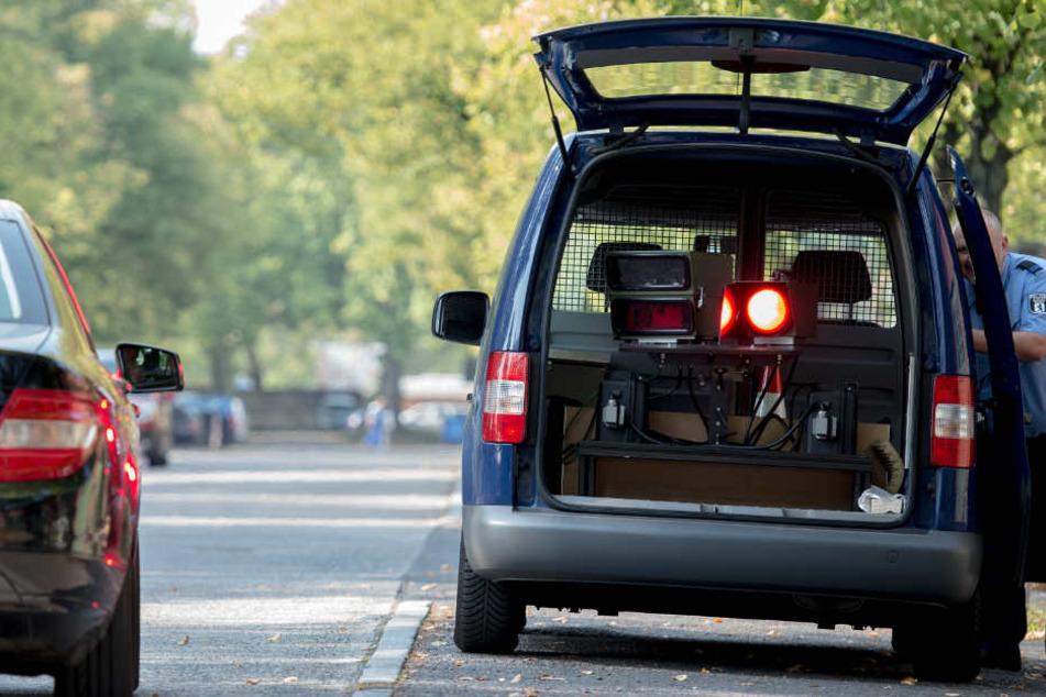 Mal einfach so das Auto abstellen und das Tempo des Verkehrs messen? In der Böblinger Straße nicht so einfach. (Symbolbild)