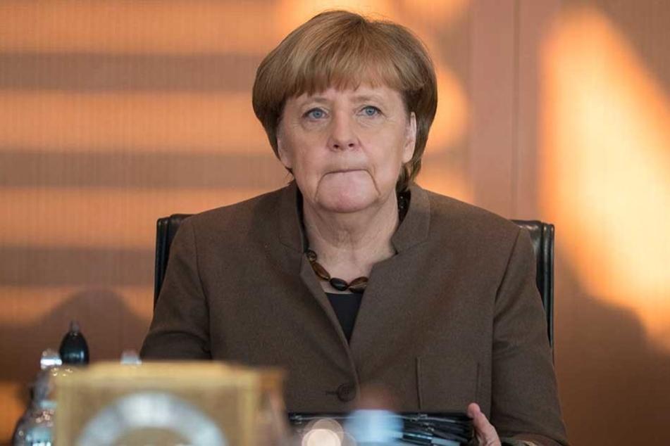Bundeskanzlerin Angela Merkel wird sich mit Angehörigen von Todesopfern des Anschlags auf dem Breitscheidplatz treffen.