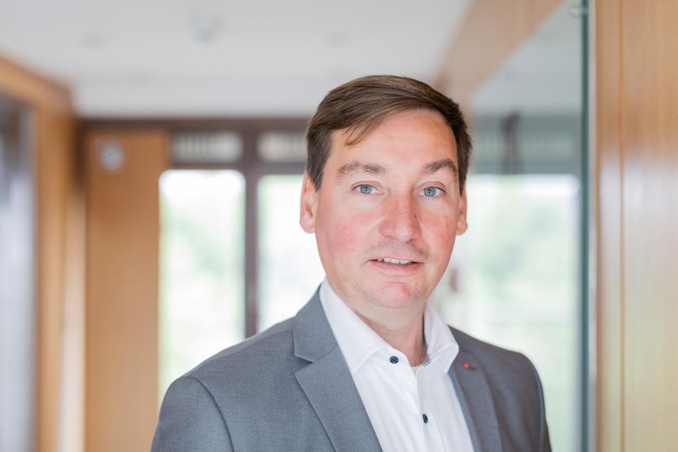 Sebastian Hartmann (43) ist Vorsitzender der NRW-SPD.