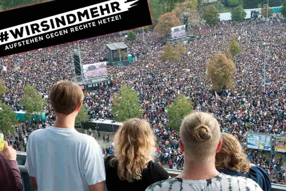 Da hat Chemnitz wohl geschlafen ... Berliner sichert sich die Marke #wirsindmehr