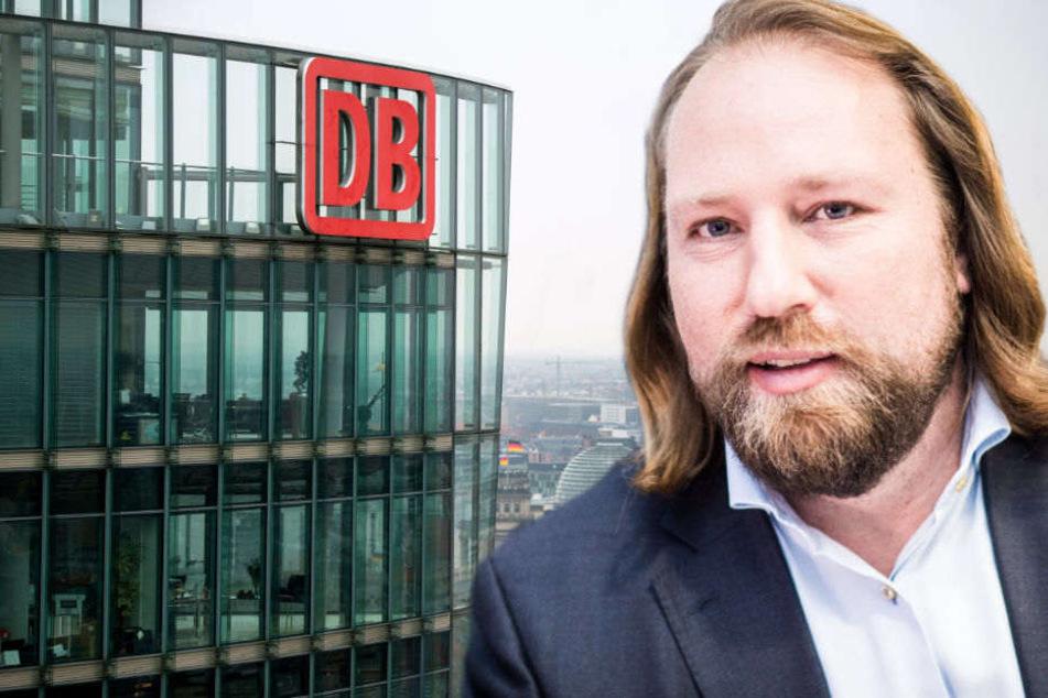 Anton Hofreiter fordert die Zerschlagung des Konzerns.