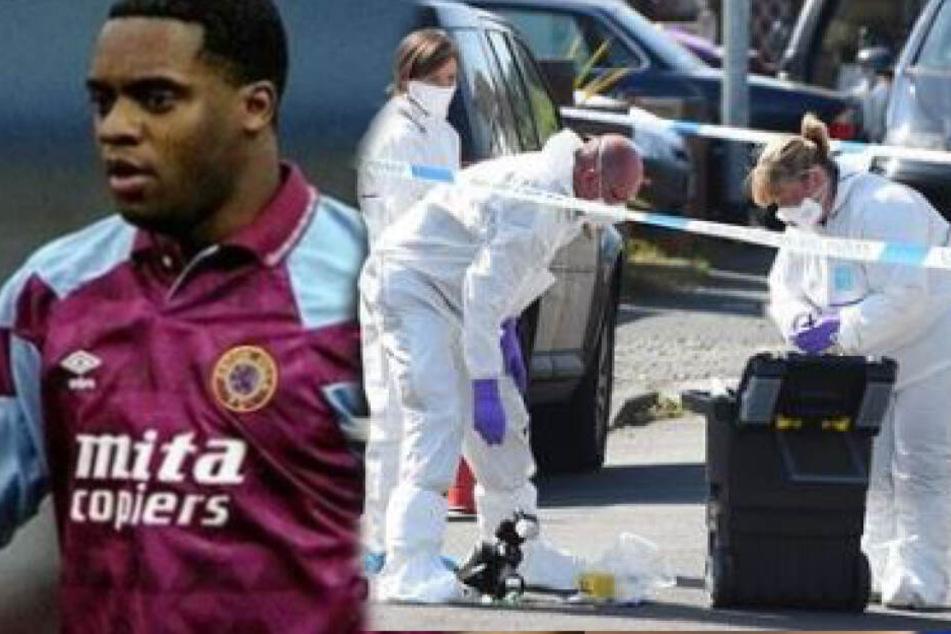 Haben Polizisten Ex-Fußball-Profi umgebracht?