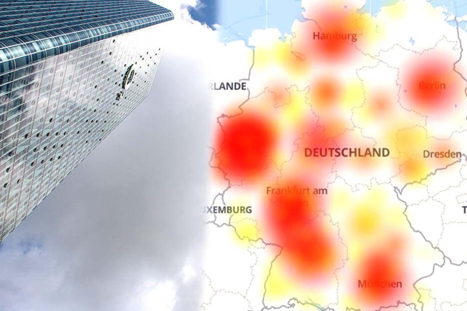 Probleme beim Telefonieren! Deutschlandweit Störungen bei O2