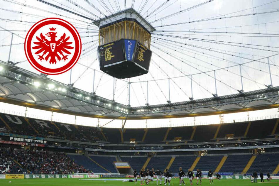 Eintracht will Commerzbank Arena auf 60.000 Zuschauer erweitern