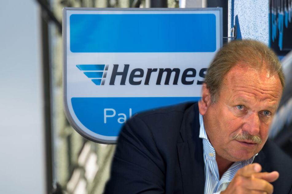"""Verdi-Chef wirft Hermes """"mafiöse Strukturen"""" vor"""