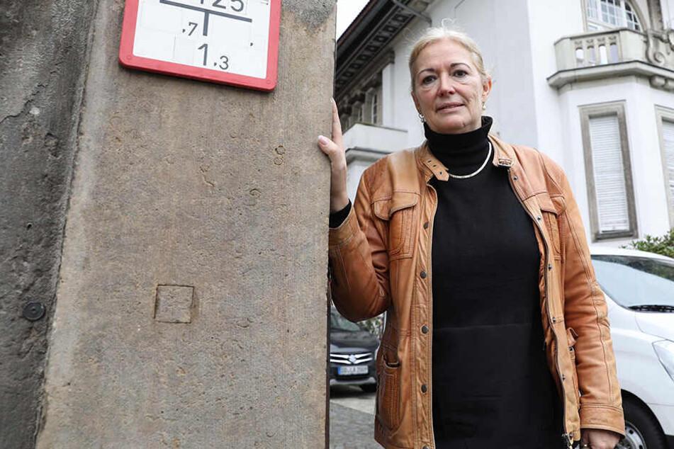 """Barbara Lässig habe sich verwundert gezeigt und hätte sich über ein """"Danke"""" gefreut."""