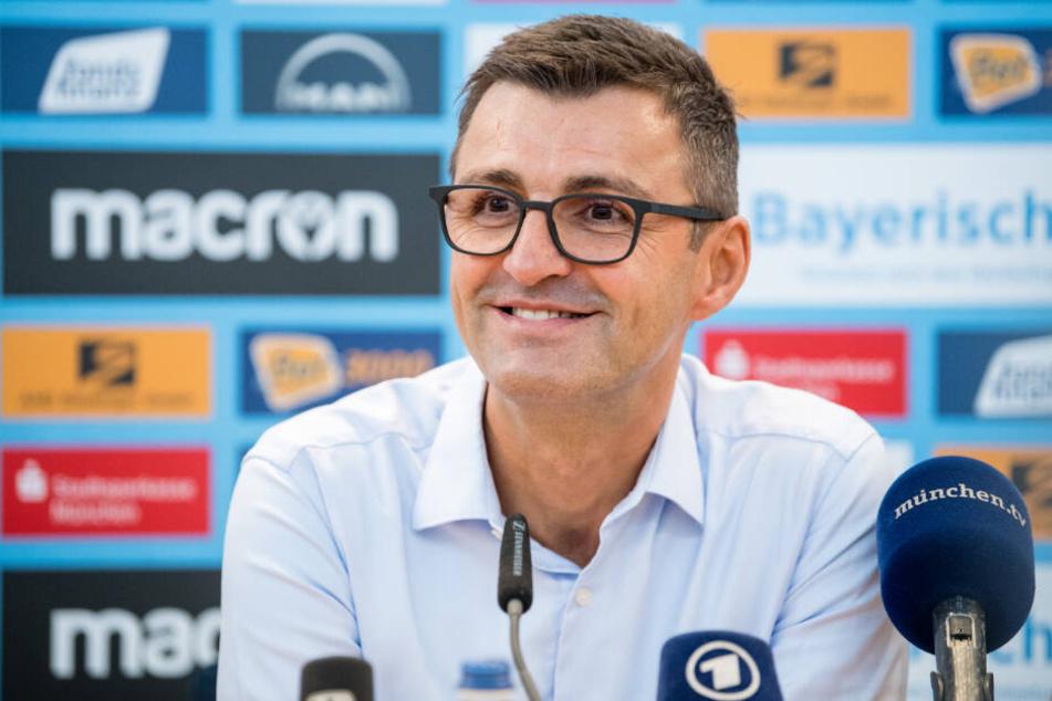 Michael Köllner vertraut Rückkehrer Phillipp Steinhart.