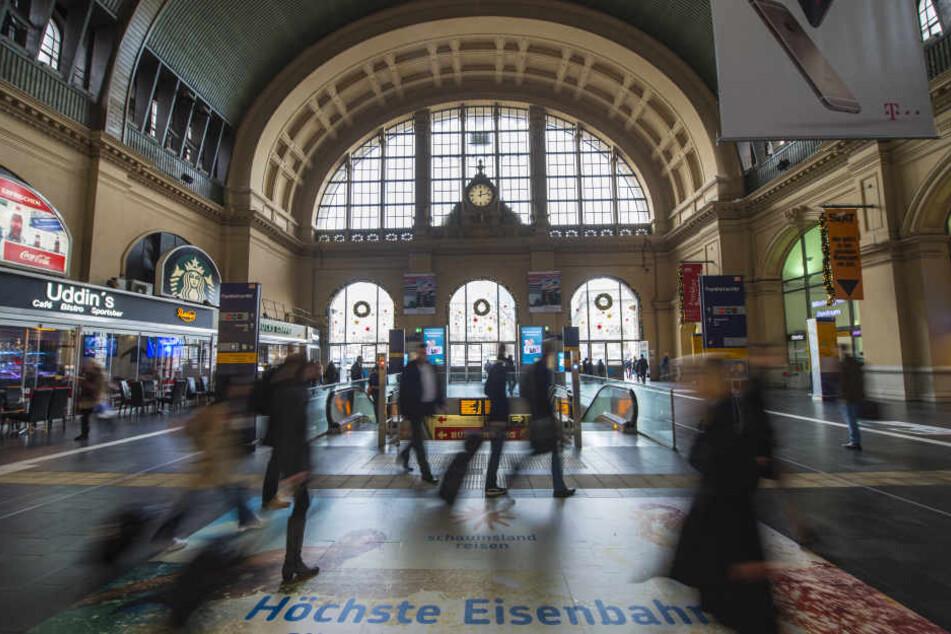 Erst 2019 beginnt der Umbau des Hauptbahnhofs.