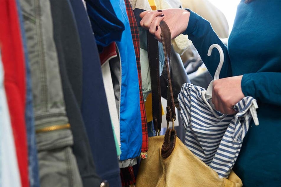Mal schnell in die Tasche gesteckt - Kunden klauen statistisch am meisten, dicht gefolgt vom Personal, die greifen auch gern mal zu.