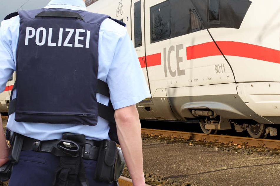 Wegen Polizei-Einsatz auf Gleis: Verspätungen bei Deutscher Bahn