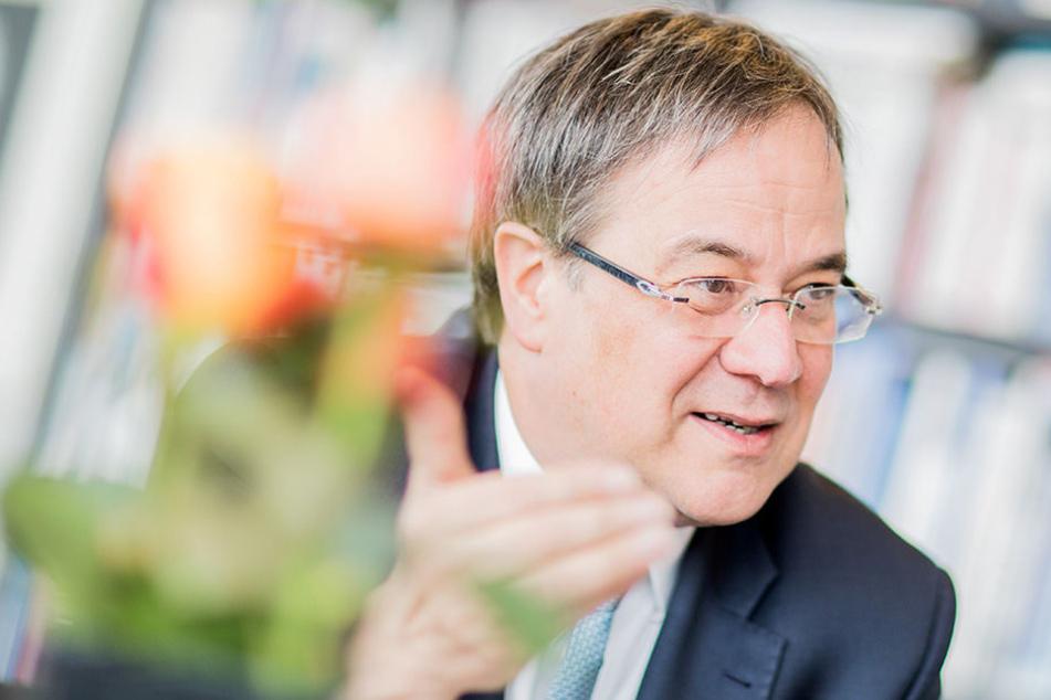 Armin Laschet (56) möchte ein Ministerium für den ländlichen Raum.