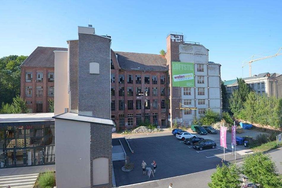 In diesem Bau am Fuße des Kaßbergs sollen jetzt noble Wohnungen und neue  Gewerberäume entstehen.