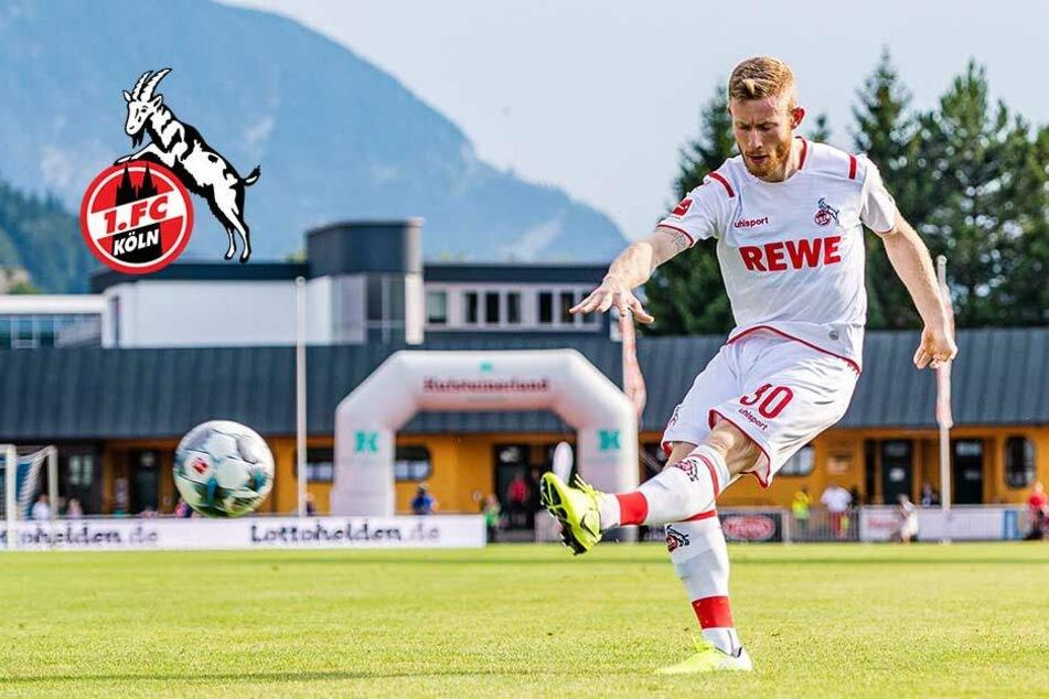Souveräner Sieg! 1. FC Köln gewinnt erstes Testspiel