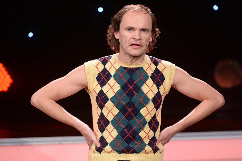 Olaf Schubert startet mit einer neuen Show ab Donnerstag im Ersten.