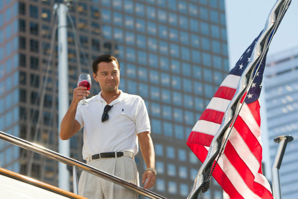 Mit ihrer Spontaneinlage überzeugte Margot Robbie Leonardo diCaprio sofort. Er spielt den Multi-Millionär Jordan Belfort.
