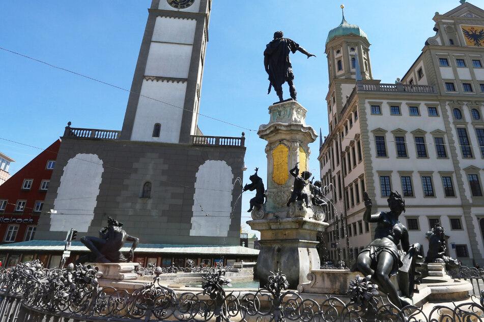 Welche ist die älteste Stadt in Bayern? Im Dauerwettstreit, wo die Römer zuerst waren, legen die Augsburger neu ausgegrabene Funde vor.