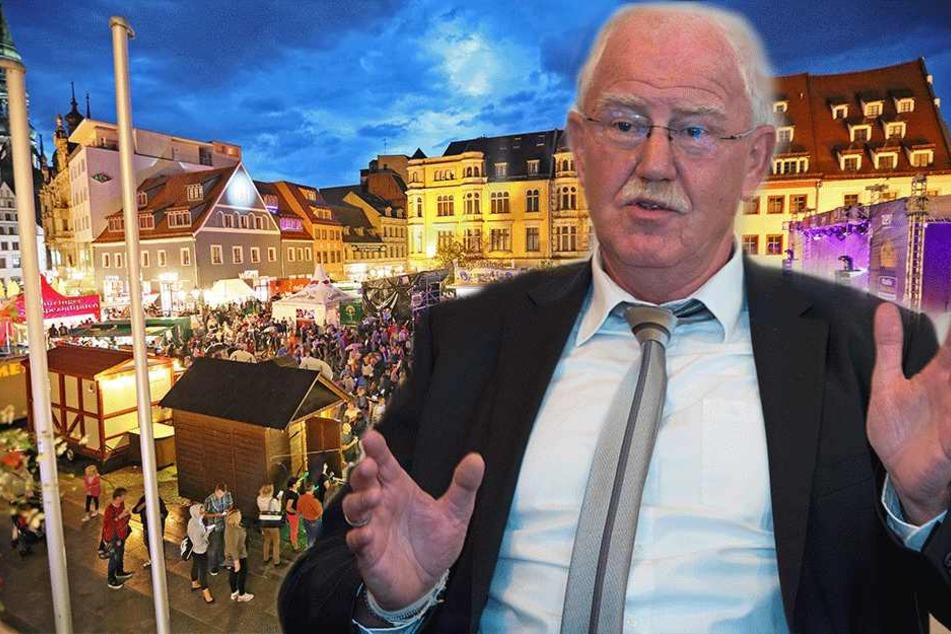 Stadtjubiläum: Zwickau mit Mega-Party für eine Million Euro