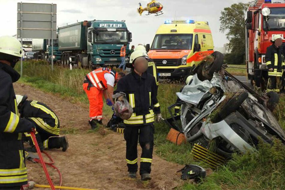 Drei Tote nach Unfall: Umbau der Todes-Kreuzung schon jahrelang in Planung