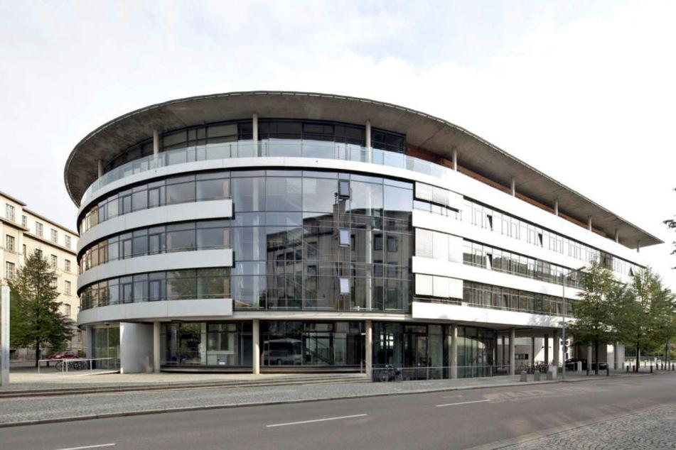 Hier wurden die Mobbing-Vorwürfe ruchbar: Gebäudekomplex des Max-Planck-Institutes für neuro-psychologische Forschung in der Leipziger Stephanstraße.
