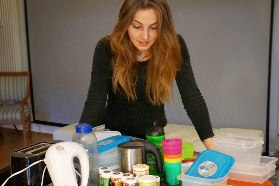 Plastik-Paradies: Vielen ist die enorme Menge an Plastik in der eigenen Küche wohl kaum bewusst.