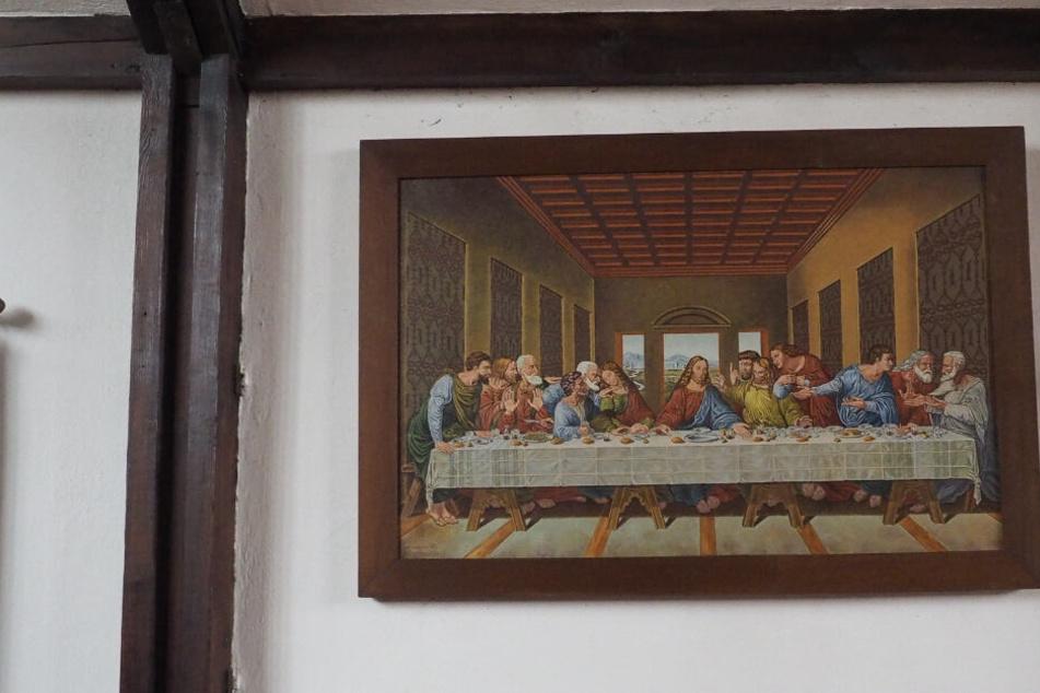 """""""Das letzte Abendmahl"""" aus Kapelle verschwunden"""