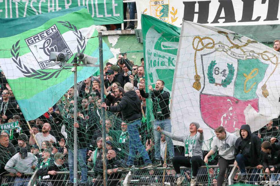 Auch beinahe 2.700 Fans im Alfred-Kunze-Sportpark halfen am Samstag nichts.