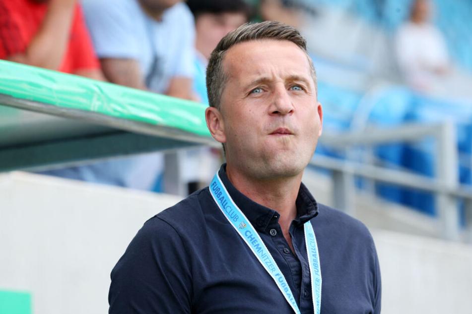 Thomas Sobotzik war Anfang September als CFC-Geschäftsführer zurückgetreten.