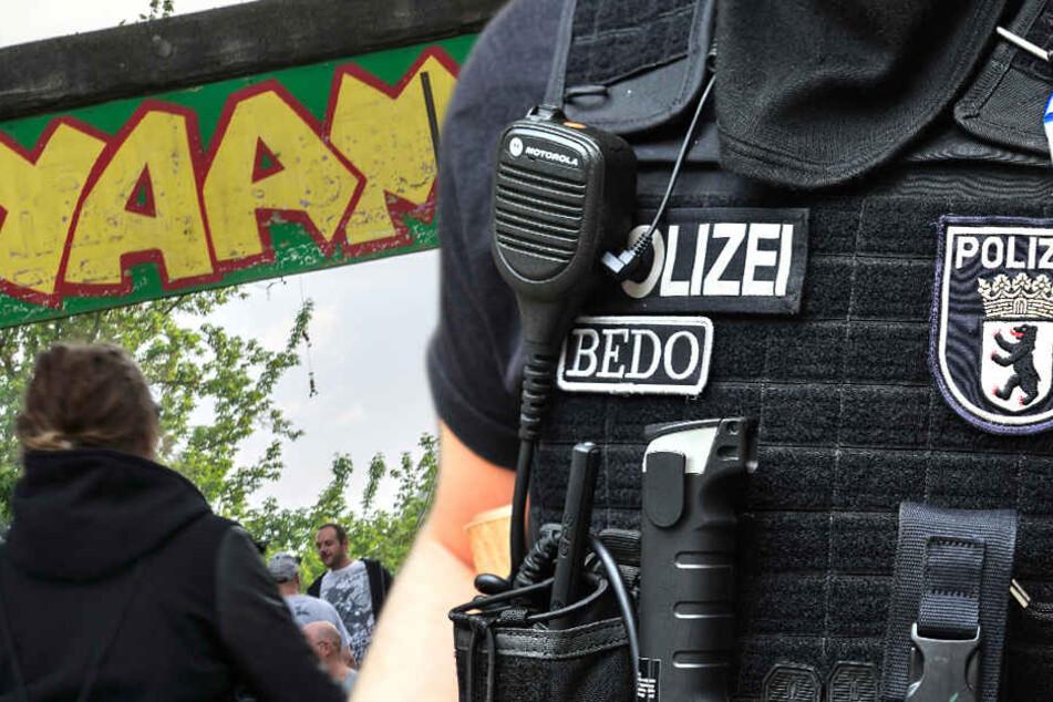 Nach Dealer-Tipp: Berliner Club im Visier der Polizei