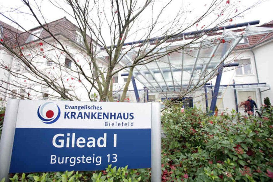 Die schwer verletzte Fahrschülerin musste ins Krankenhaus nach Bielefeld-Gilead eingeliefert werden.