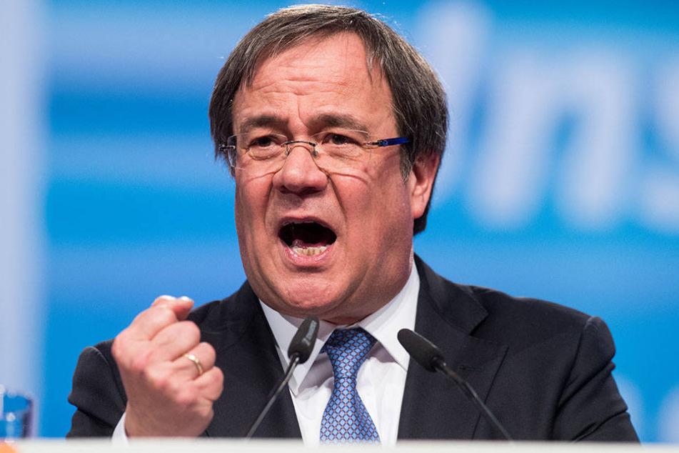 Armin Laschet ist Spitzenkandidat der CDU.