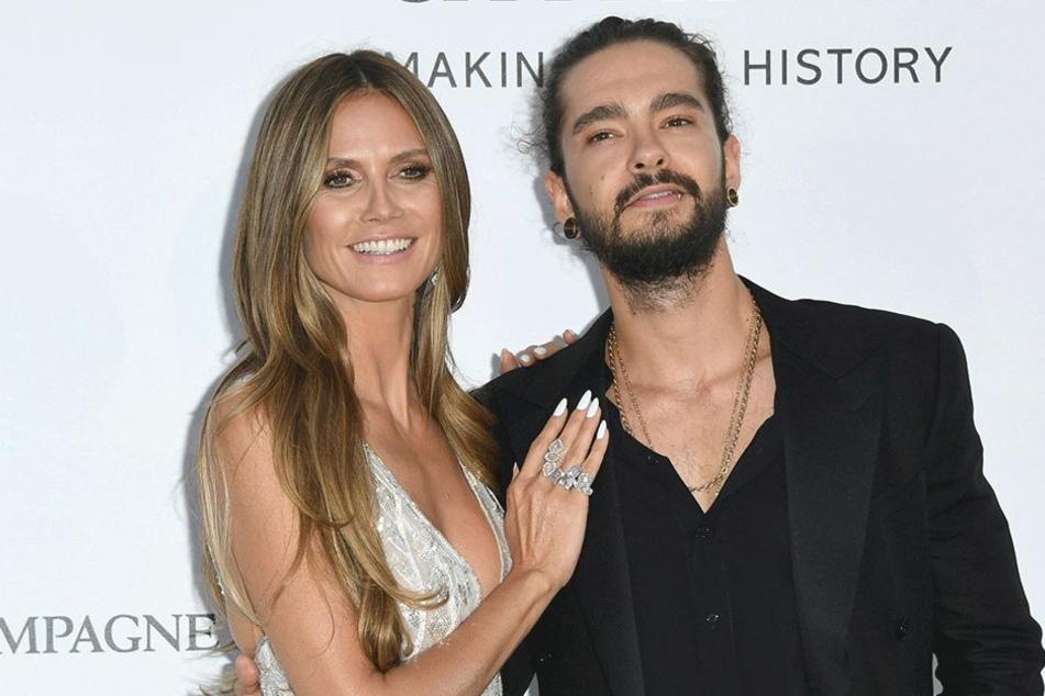 Heidi Klum (45) und Tom Kaulitz (29) sind seit diesem März ein Paar.