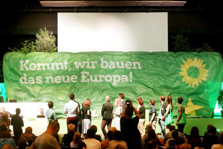 Läuft gerade bei den Grünen.