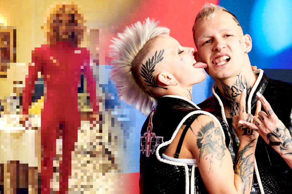 GZSZ: Ex-GZSZ-Star Eric Stehfest spaltet Fans:Perücke und knallroter Latex-Anzug!