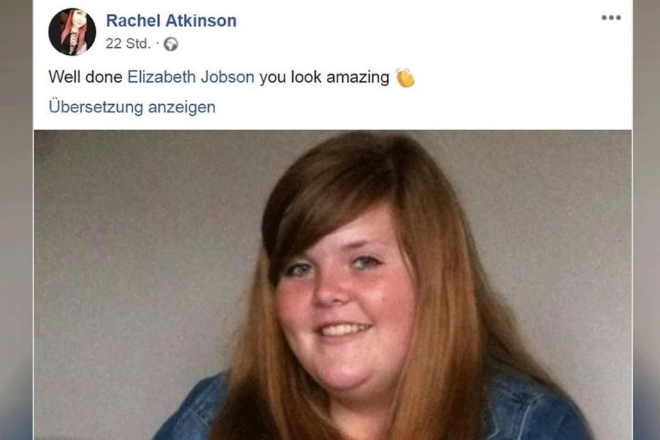 Auf Facebook kursieren alte Fotos von Elisabeth Jobson (23).
