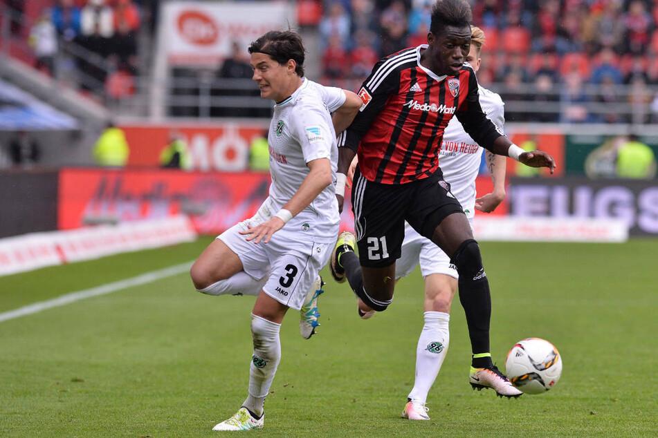 Danny da Costa (M.) spielte von 2012 bis 2016 für den FC Ingolstadt. Mit dem FCI als Aufsteiger hielt er in der Saison 2015/16 überraschend die Klasse.