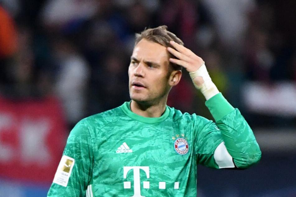 Manuel Neuer setzt für diese Saison ehrgeizige Ziele in der Königsklasse.