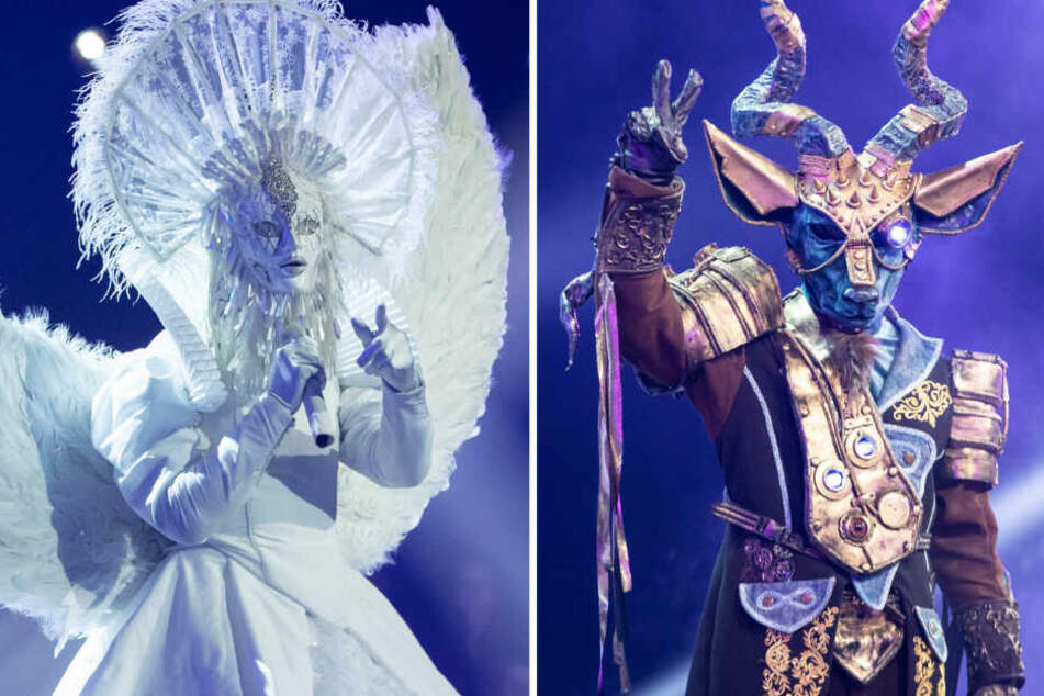 """Wer steckt im Kudu, Engel oder im Monster? """"Masked Singer""""-Finale steht bevor!"""