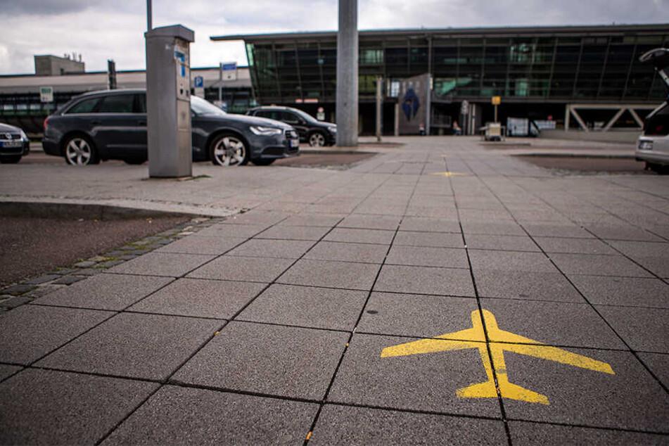 Fast ein Viertel aller Flüge hoben vom Schkeuditzer Flughafen nicht nach Plan ab.