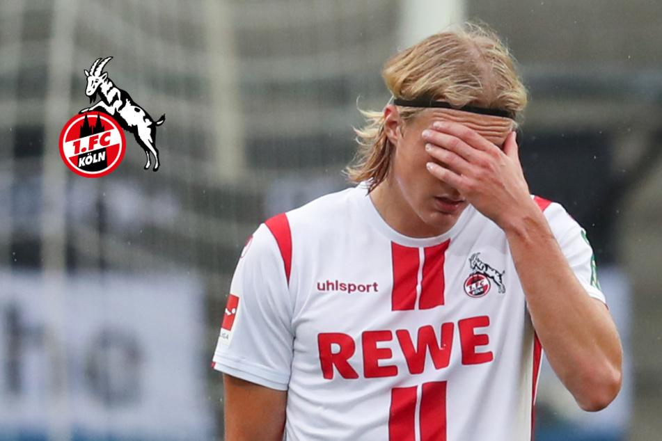 Riesen-Schock beim 1. FC Köln: Abwehrchef Sebastiaan Bornauw lag im künstlichen Koma!