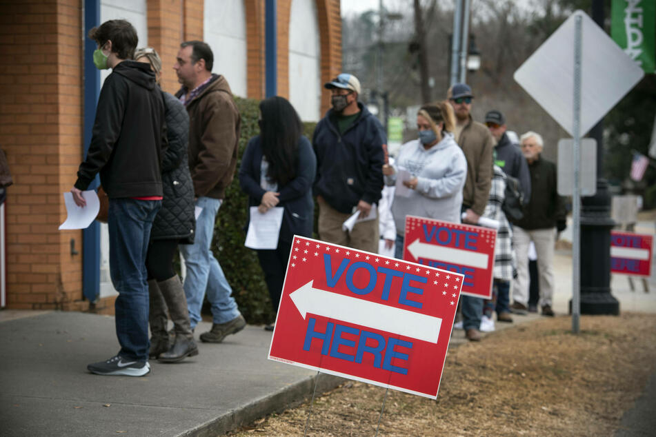 More than 2.5 million people have already voted in Georgia, setting a record for early voting in the state.