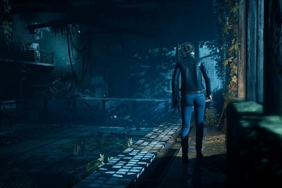"""Die Schauplätze von """"The Medium"""" stellen definitiv das Highlight des Spiels dar. Allein das NIWA-Ressort ist unglaublich atmosphärisch."""