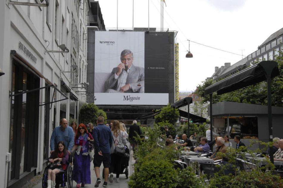 Hollywood-Star George Clooney (58) ist das Werbegesicht für Nespresso.