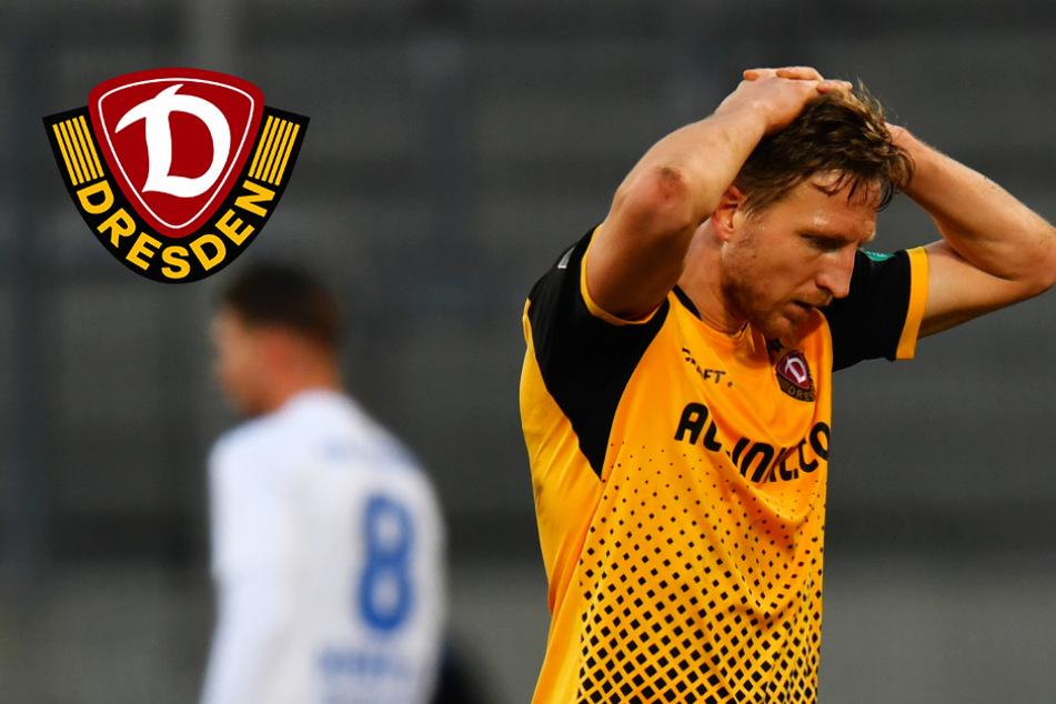 Verletzungspech bei Dynamo! Kapitän Mai und Marco Hartmann fallen wochenlang aus