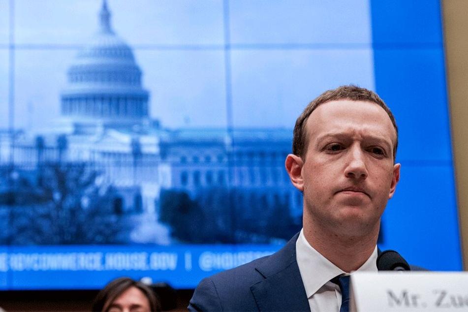 Was hält Mark Zuckerberg wohl von Hughes Vorstoß?
