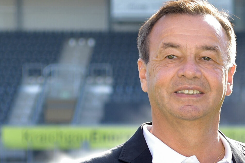 Otmar Schork wurde offenbar als Geschäftsführer beim SV Sandhausen entlassen.