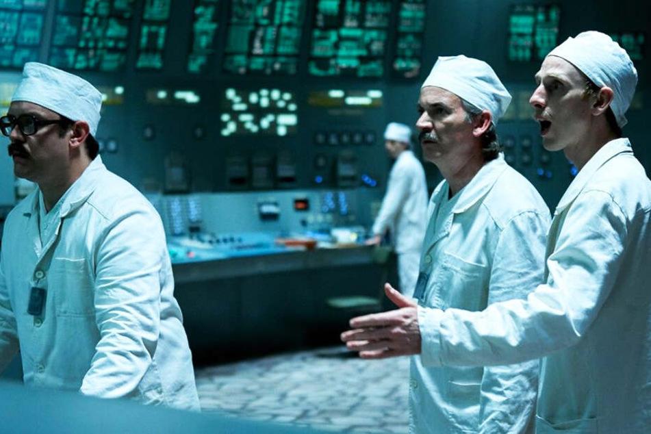 Im Kontrollraum nahm die Nuklearkatastrophe von Tschernobyl ihren Lauf.