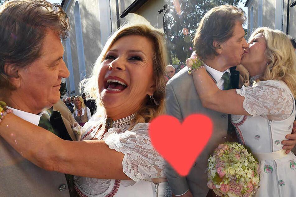 So Schön Ist Die Hochzeit Von Marianne Und Michael